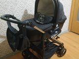 Продается детская коляска combi family