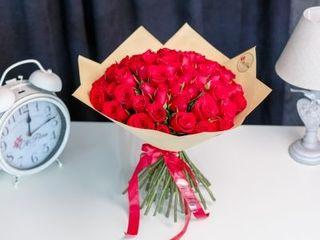 51 trandafiri