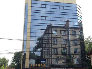 Centru Chisinau - arenda oficii clasa A - 85m  si 31m  -  Blvd. Negruzzi 5
