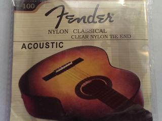 Coarde (strune) de neilon pentru chitara / Струны нейлоновые для гитары