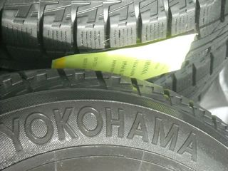 Yokohama 235/60 R16 ideale- urgent