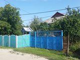 Se vinde casă la intrare În Sat. Vorniceni,  8 ari. Gaz (se discută) și apă este!