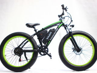 New;biciclete electrica 500w powercreating (fatbike) POSIBIL SI IN RATE LA 0% COMISION