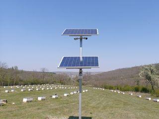 Sistem video autonom fara conectare la internet/electricitate. Agricultura/Apicultura/Iazuri etc