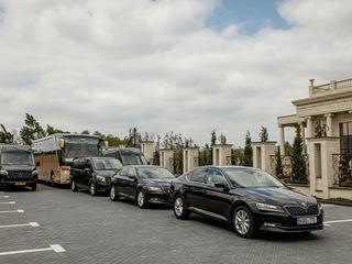 Mercedes S-Class,E-Class,Viano,Skoda Superb.transport lux !
