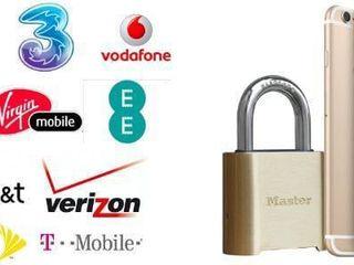 Разблокировка телефонов от оператора,снятие забытых паролей!
