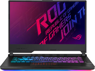 Gaming asus rog strix g531gu-al001, i7-9750h 4.5ghz, 8gb, ssd 512gb, nvidia geforce gtx 1660 ti 6gb