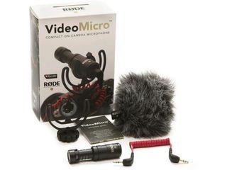 Rode VideoMicro Микрофон. Новый.