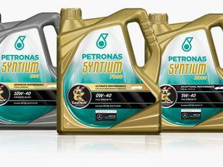 Petronas syntium моторное масло
