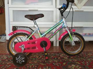 Bicicleta copii pana la 4ani