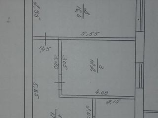 Vând apartament cu două camere, la intrarea în Orhei, în regiunea Nistreana.