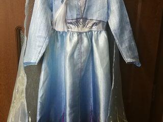 Платье для девочки 5-6 лет.
