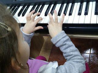 Lecții de muzică pentru copii