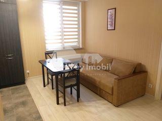 Apartament cu o cameră, reparație euro, bd. Decebal, 300 € !