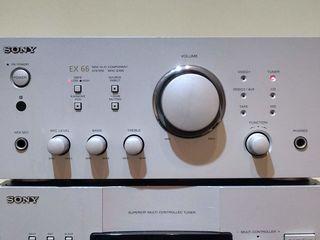 Не дорого !!! Японец Sony TA-EX66; ST-EX77; Made in Japan