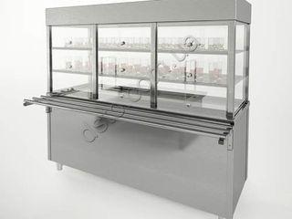 купим витрину для салатов и напитков новую или б/у