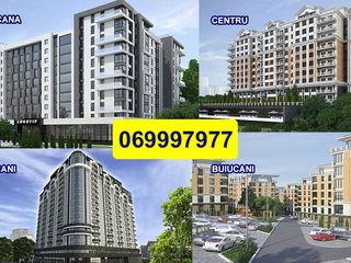 Apartamente in Bloc Nou, Ciocana, Buiucani, Centru, Inamstro
