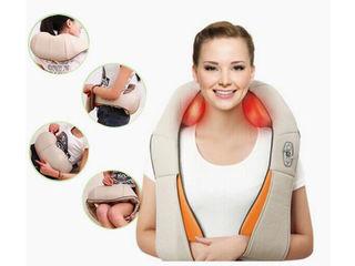 Массажер-пояс роликовый Neck Massage    Цена: 649 лей