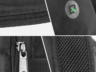 Рюкзак суперлегкий - вес 176 грамм, размер: 38x14,5x46,5 см, превращается в барсетку: 22,5x16,5 см