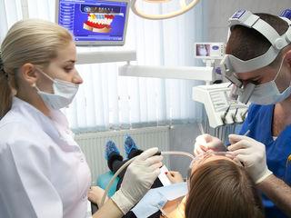 "Стоматология без боли и страха в Кишиневе! ""ClasicDent"""