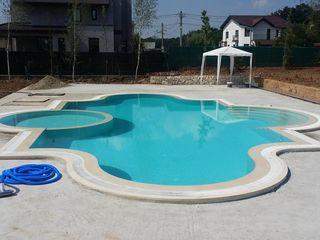 Construcția piscinelor de toate tipurile!!!