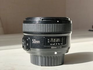 Yongnuo 50 mm f1.8