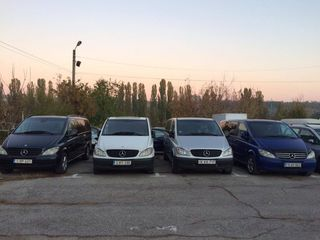 Bus Minivan 7-8-9 locuri Chirie auto,Arenda auto/Car rent Vito, Viano, Vivaro