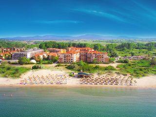 """на 8 дней с 6 июля  в Болгарии , отель """" Hacienda Beach Resort 4 **** """"  ( клубный отель )"""