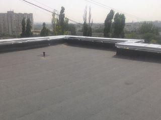 Reparatia acoperisului hidroizolare ремонт крыш кровли гидроизоляция