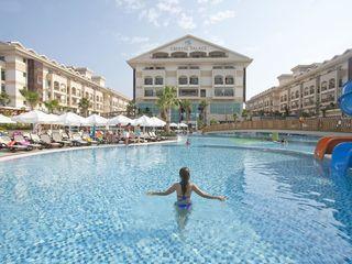 """Турция - отель """"  Crystal Palace Luxury Resort & Spa 5 **** """", c 14 августа на 6 ночей...."""