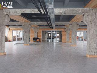 Oficiu modern Clasa A. Open space. IT Centru