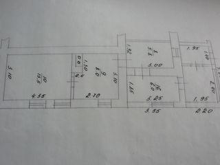 Продам 2-ком.квартиру на земле в р-не Швейной фабрики. Цена 6500$.