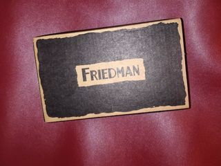 Friedman BE-OD - Amplificator