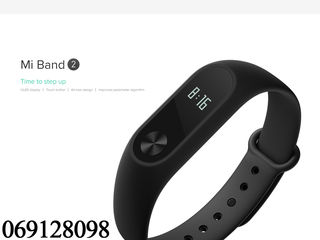 Xiaomi mi band 2 - продвинутая версия популярного фитнес-трекера!
