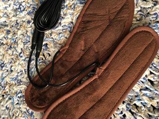 Продам стельки для обуви с подогревом размеры от 37-40