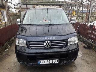 Volkswagen T5 1,9 tdi 7locuri