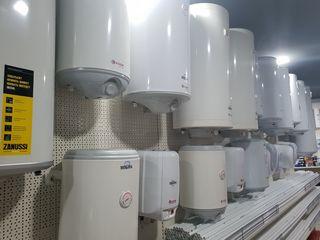 Boilere autonome si electrice de la distribuitor.