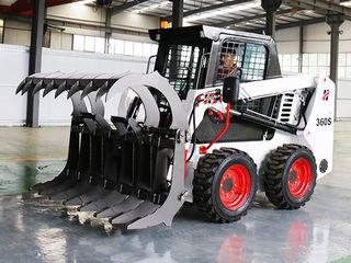 tractor incarcator bobcat 360s