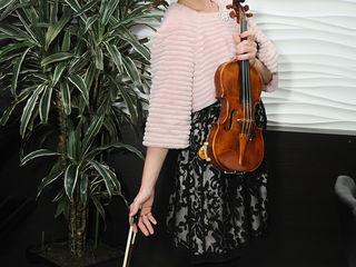 Скрипка/электроскрипка на ваш праздник