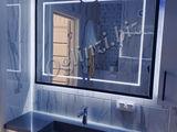 Oglinzi Led cu senzor  de aprindere la comanda