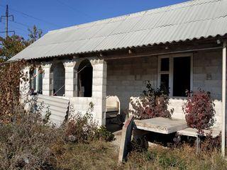Vind casa in Floresti+ fundament pentru casa.