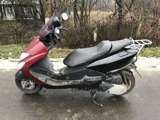 Yamaha Majestu 125