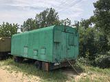 Vagon de locuit pe roti. Продам жылой вагон на колёсах.