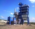 Асфальтобетонный завод 240т/час