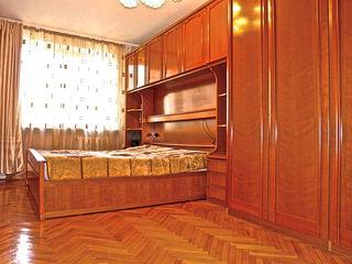 Chirie! Centru, str. Armenească, 3 odăi, 72 m2! Euroreparație!