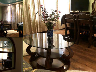 Casa,6 Camere,4 Puncte sanitar,Sauna,Piscina,Terasa+loc de parcare,Lengerie,Vesela,100 euro