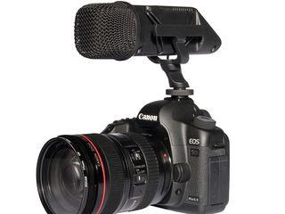 Microfon Rode Stereo VideoMic. Livrare gratuita în toată Moldova, plata la primire!