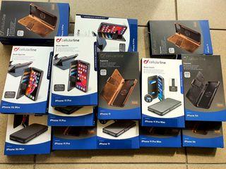 Huse originale p/u Samsung Note20, S20, S20+,huse din piele naturala: iPhone11,11Pro,11 Pro Max,XR,