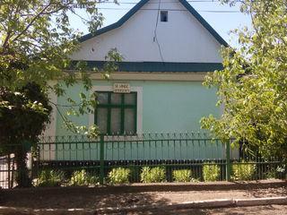 Urgent!!!  Se vinde casă linga auto gară, or. Căușeni