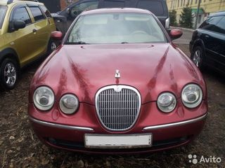 Комплектующие на Jaguar S-Type , 2,7 дизель , 2006 года